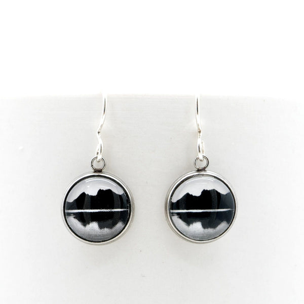 Cradle Mountain - Drop Earrings - Myrtle & Me
