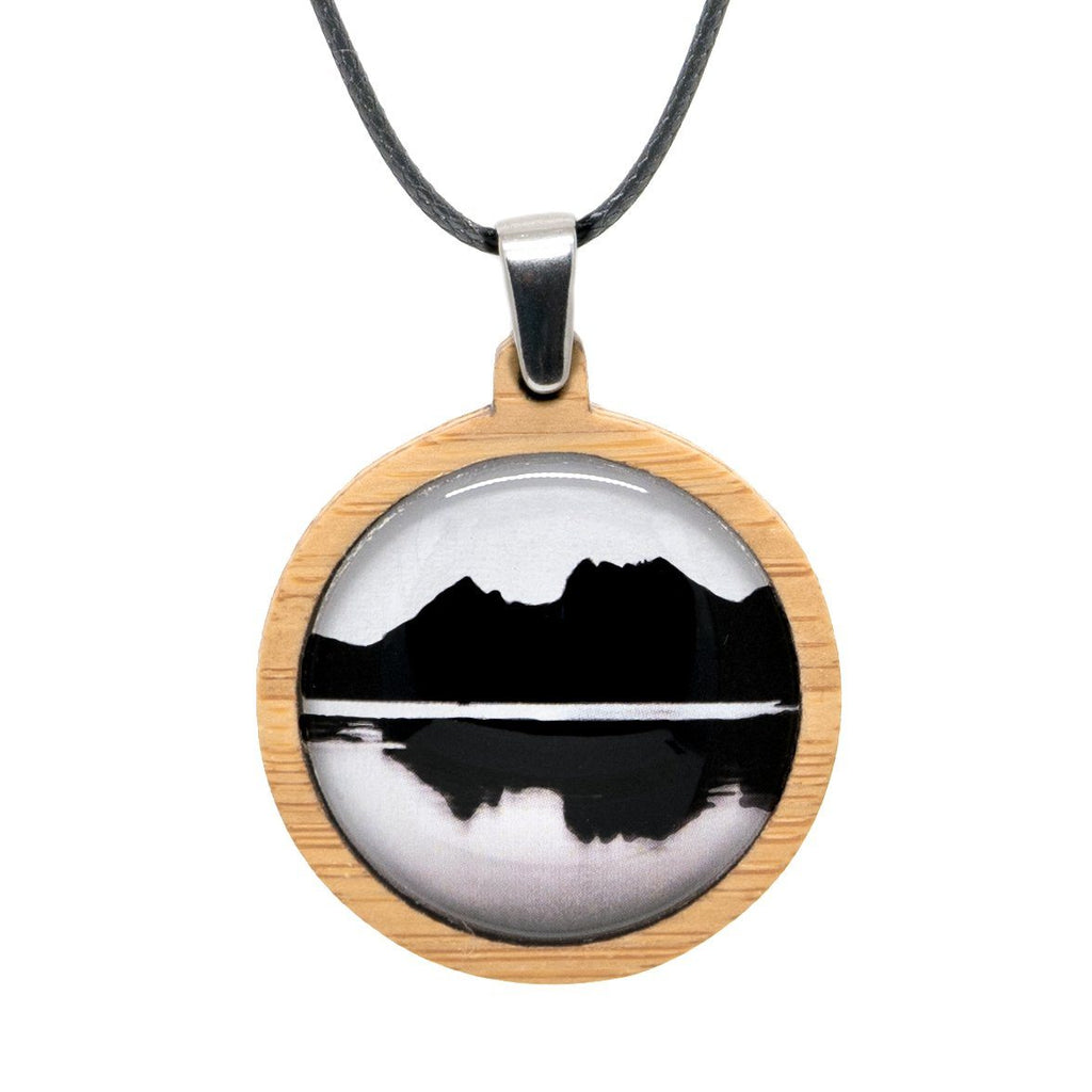Cradle Mountain - Pendant (Medium)-Pendant-Myrtle & Me