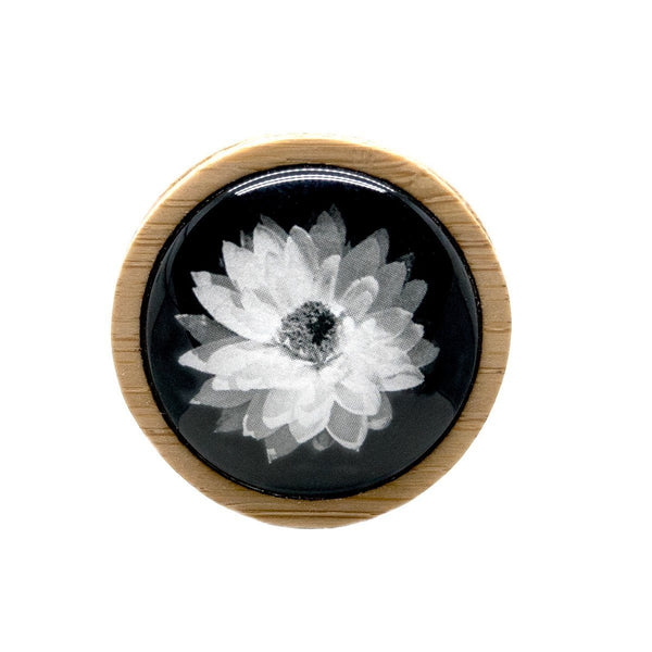 Everlasting Daisy - Brooch