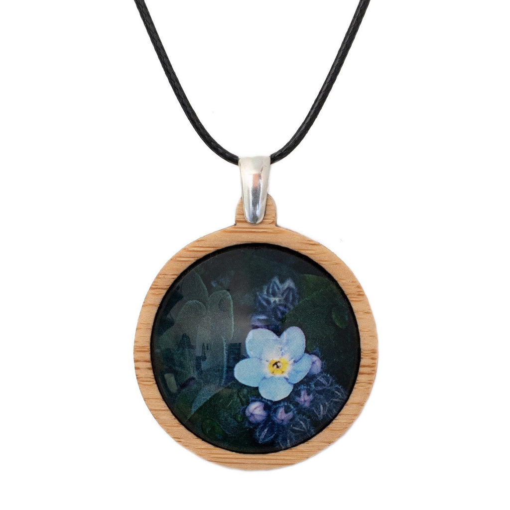 Forget Me Not - Pendant (Medium)