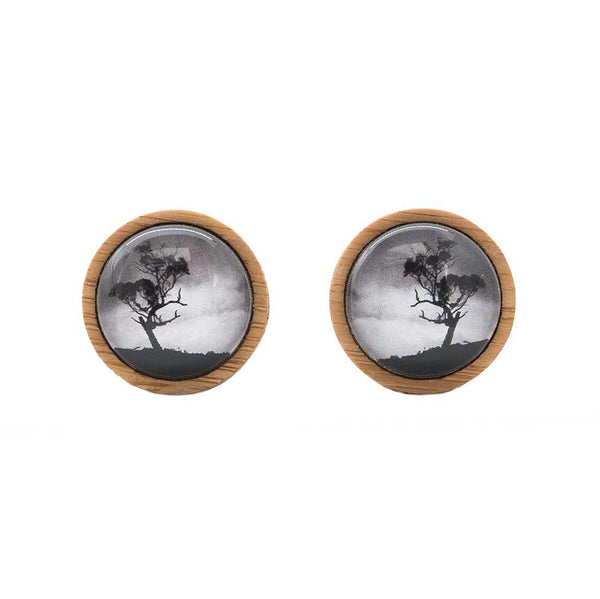 Gum Tree - Cufflinks - Myrtle & Me