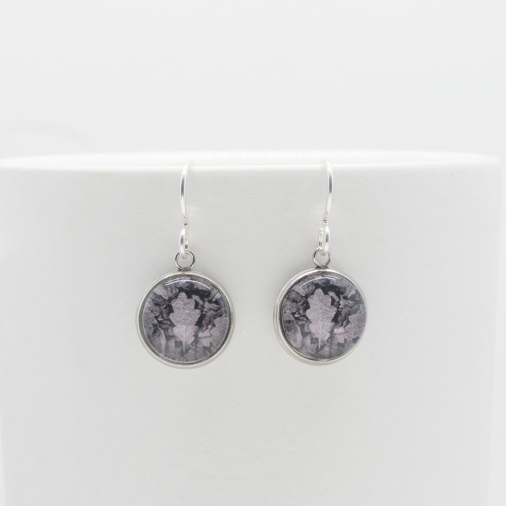 Oak Leaves - Drop Earrings - Myrtle & Me