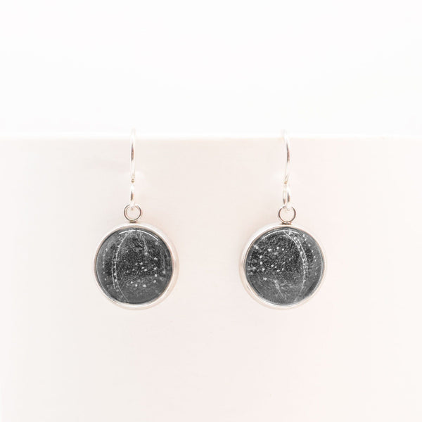 Patterns In The Ice - Drop Earrings - Myrtle & Me