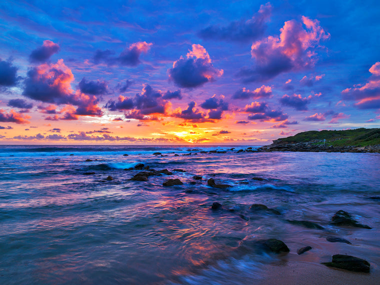 Maroubra Beach NSW Sunrise