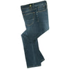 PIERRE CARDIN Denim Academy Antibies Grey Denim Jeans Cipzáros Farmernadrág
