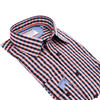 CASA MODA Business Comfort Fit Kockás Ing