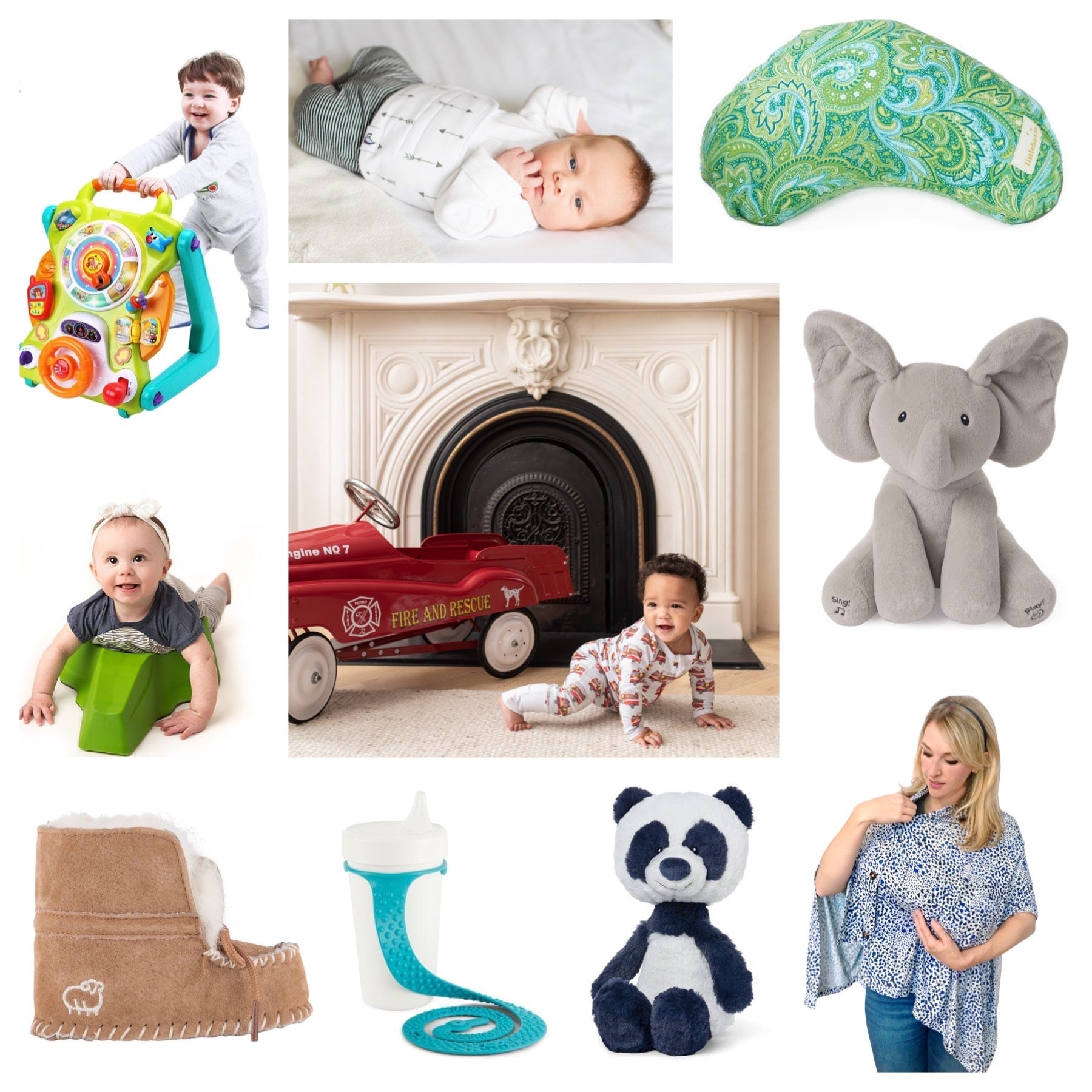 MEMEENO Featured in Celebrity Baby Trends Holiday Baby Gift Guide