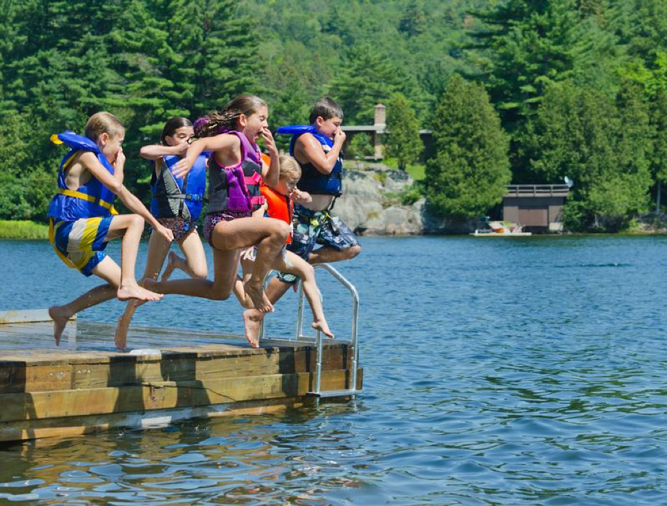 4 Safety Rules to Review with Your Kids This Summer