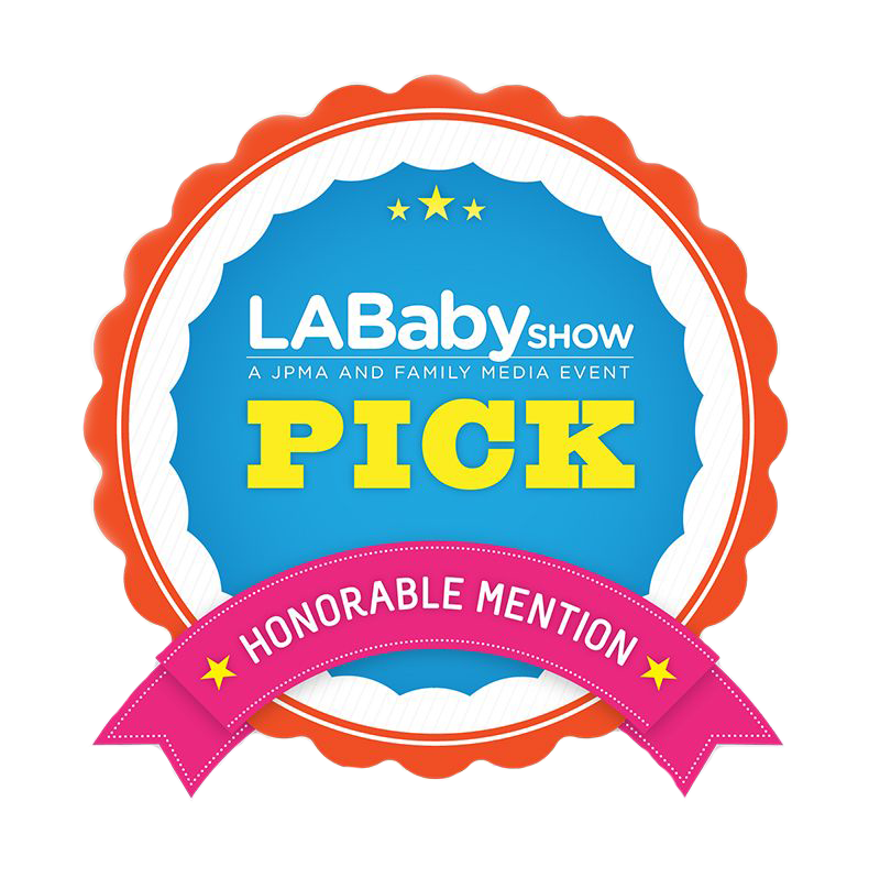 Award Winning at LA Baby Show