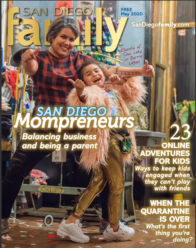 MEMEENO Bands Featured - San Diego Family Magazine