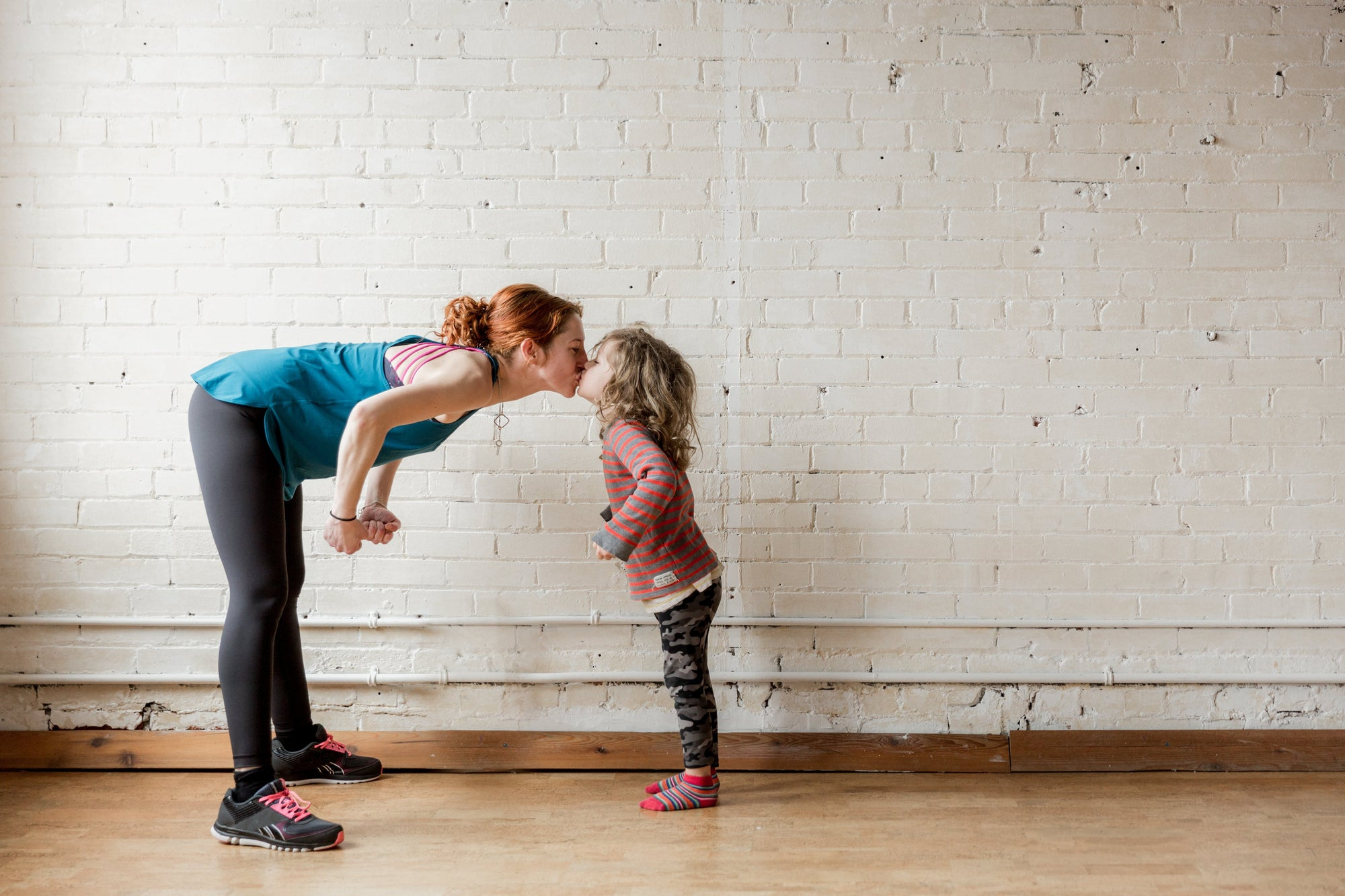 5 Ways To Exercise For Parents With Young Kids