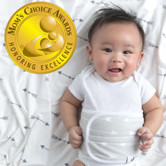 Mom's Choice award for belly band for colic relief and fussy babies