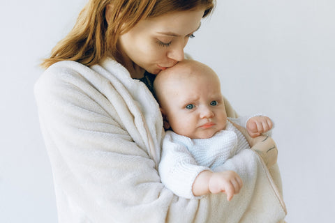 baby tummy wrap for colic