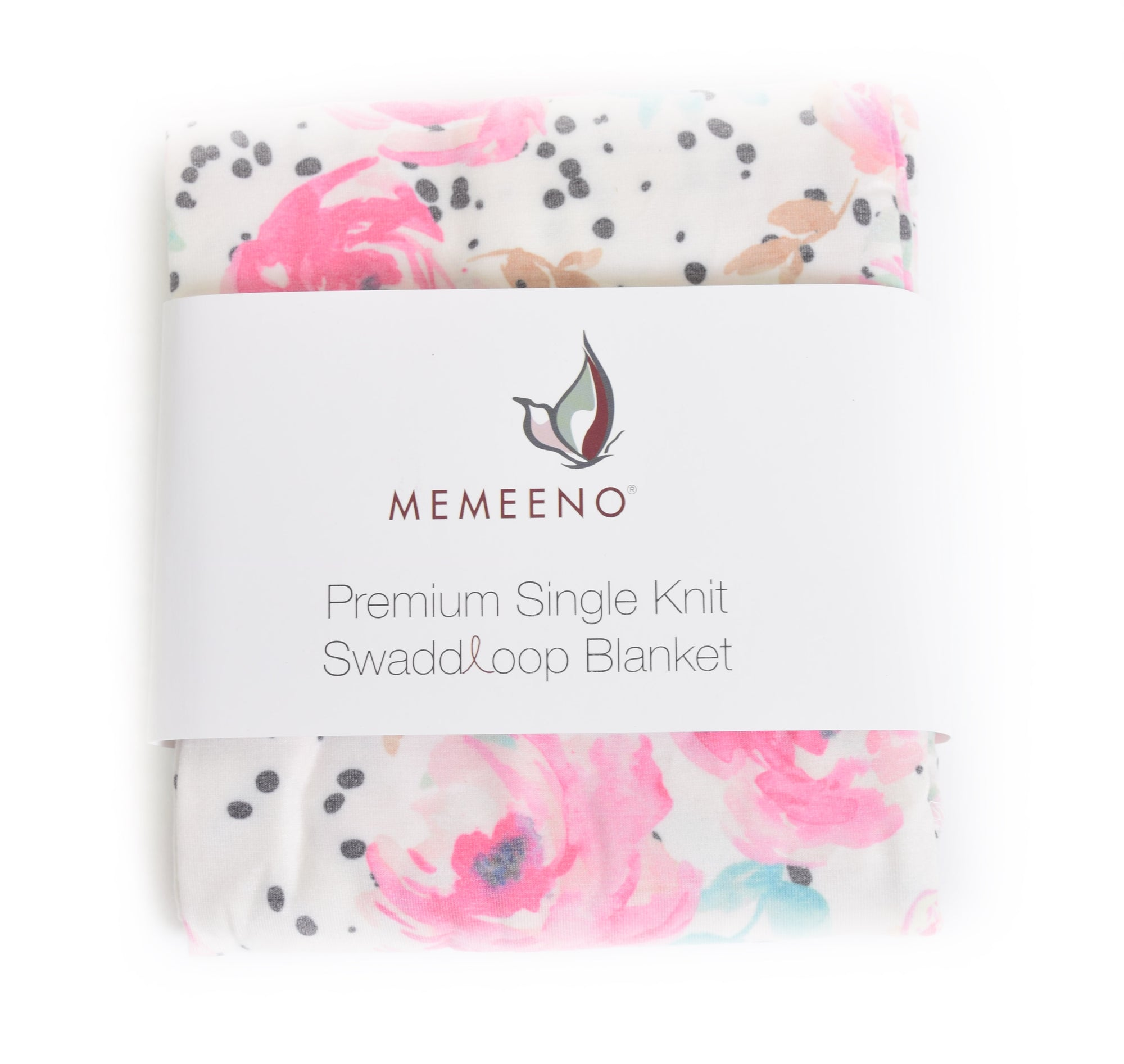 Swaddle & Newborn Blanket - Bloom
