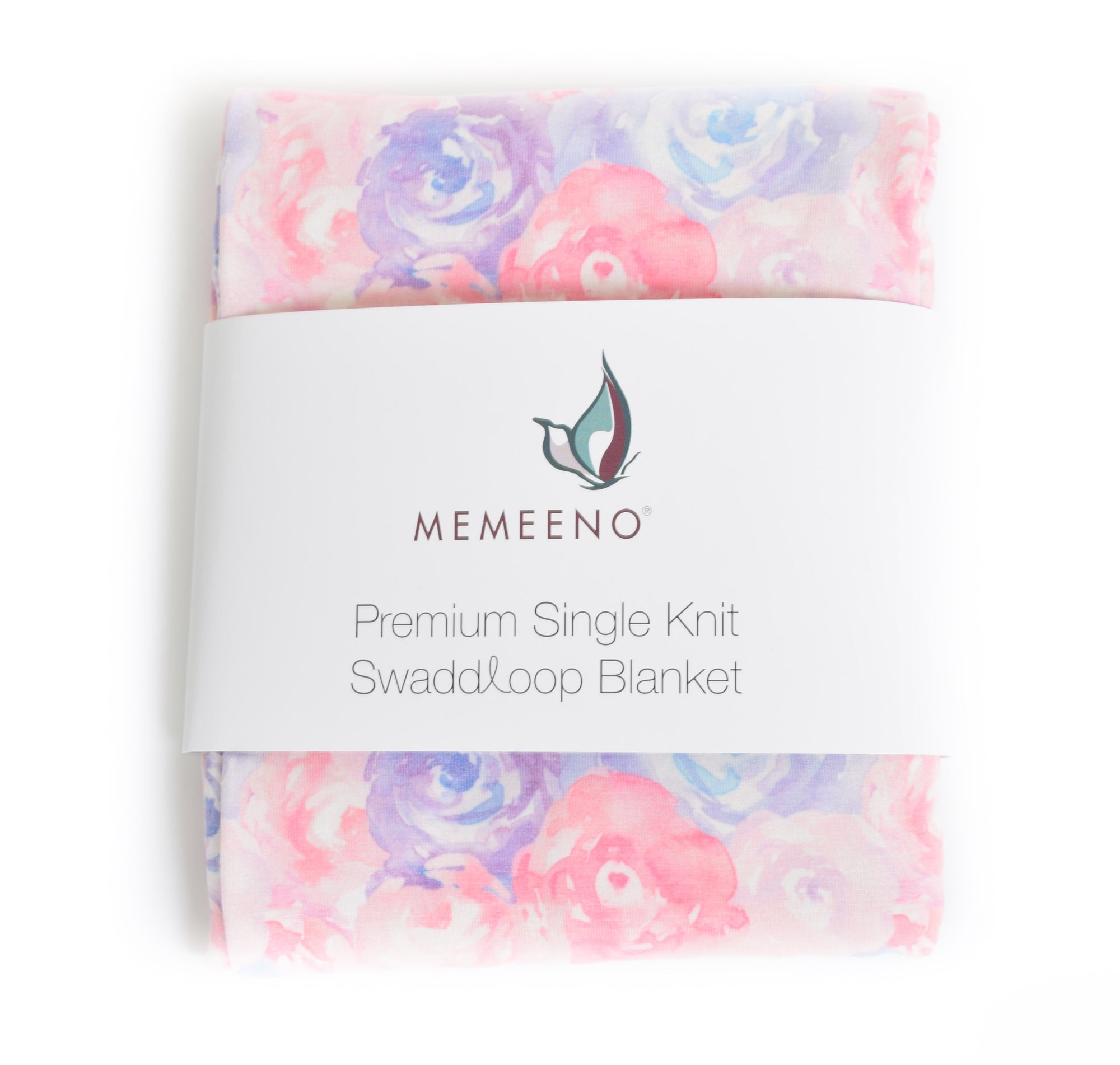Swaddle & Newborn Blanket - Bouquet