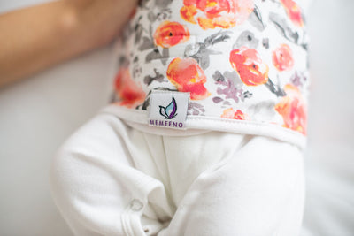 Baby Belly Band - Floral