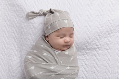 Swaddle & Newborn Blanket - Arrows - MEMEENO
