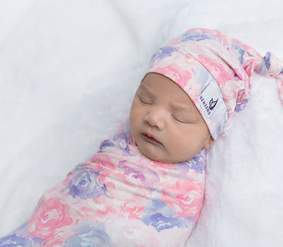 Swaddle Bundle - Bouquet - MEMEENO