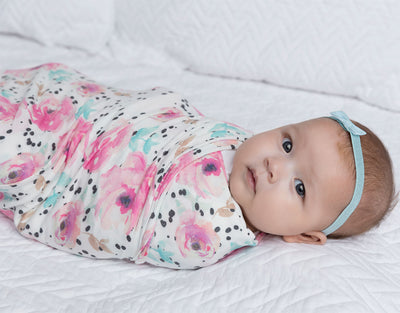 Swaddle Bundle - Bloom - MEMEENO