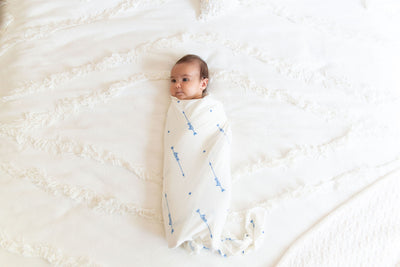 Swaddle Blanket - Love Him