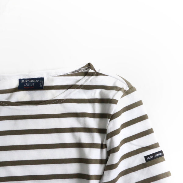 Saint James® T-shirt in Levant Moderne