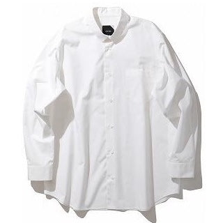 ATON  Broad Oversized Shirt