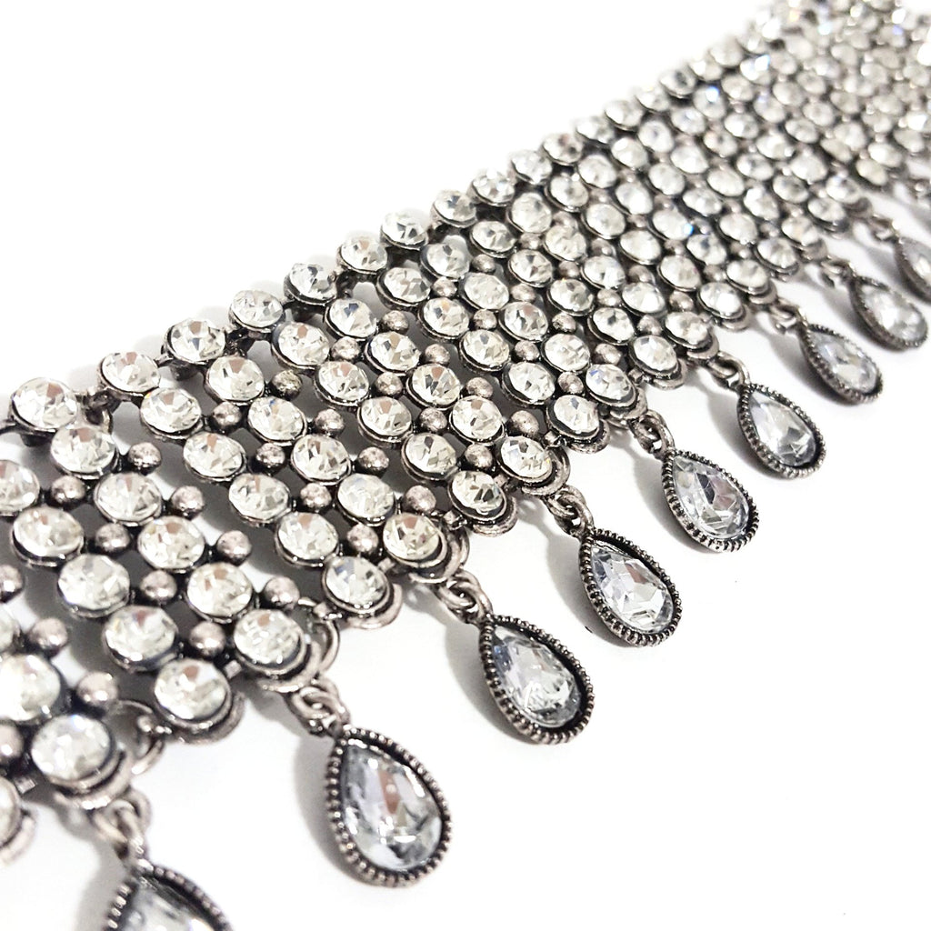 'Crystal Queen' Choker