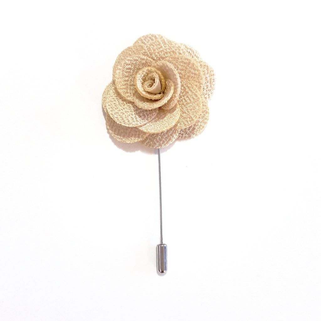 Off-White Small 'Flower' Lapel Pin