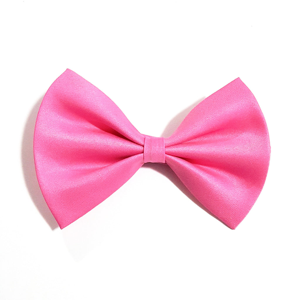 Light Pink Pet Bow Tie