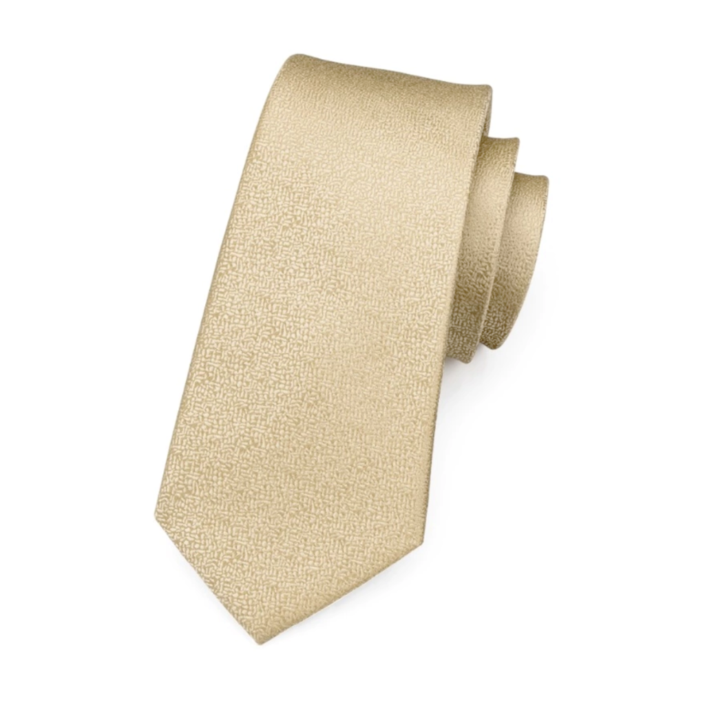 Light Gold Tie