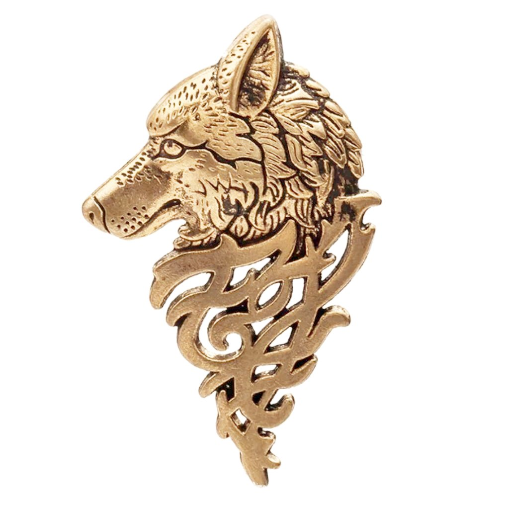Game of Thrones Direwolf Pin