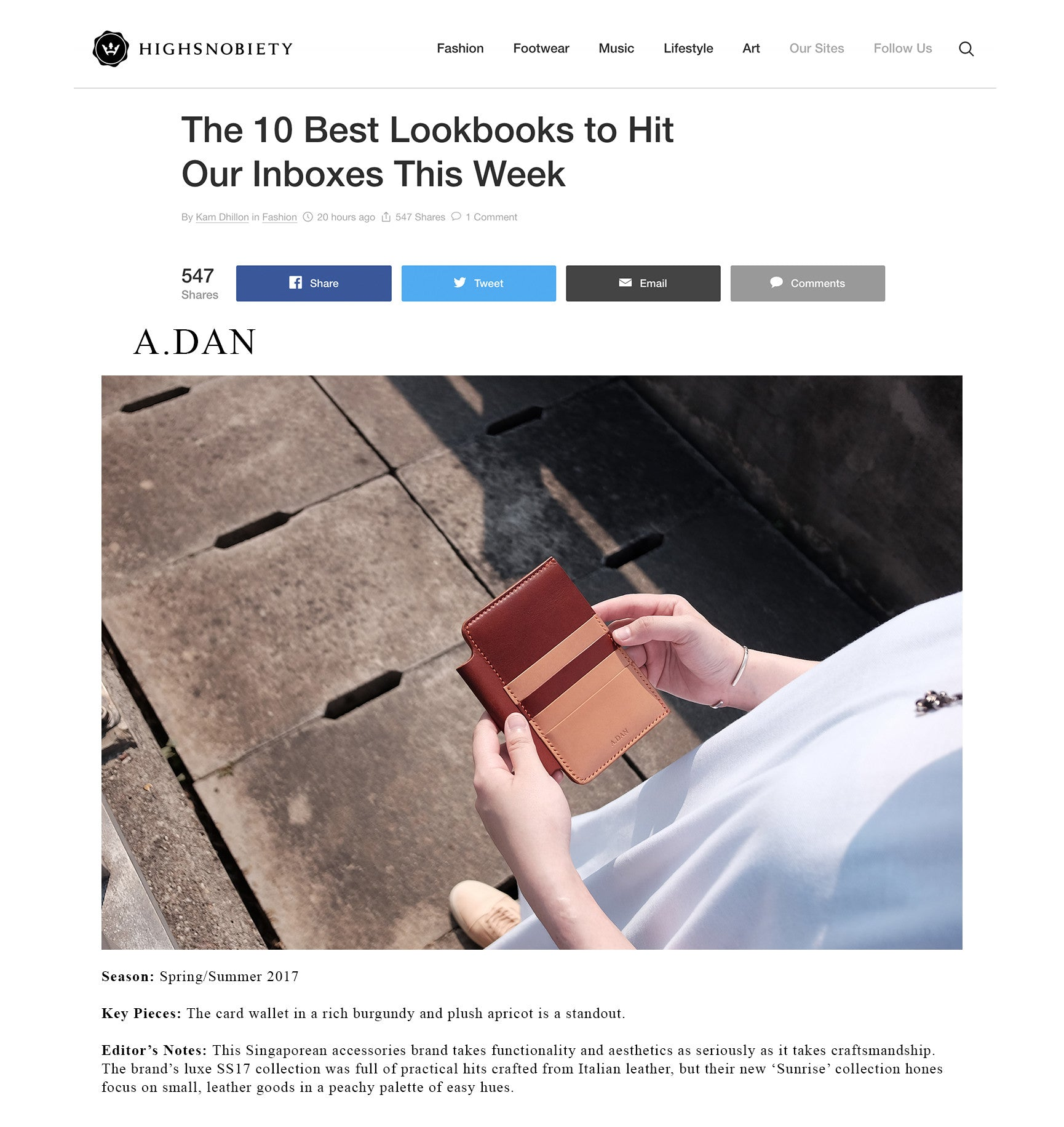 A.DAN Highsnobiety Brand Feature Mar 2017