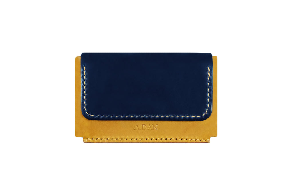 A.DAN Select Coin Card Case