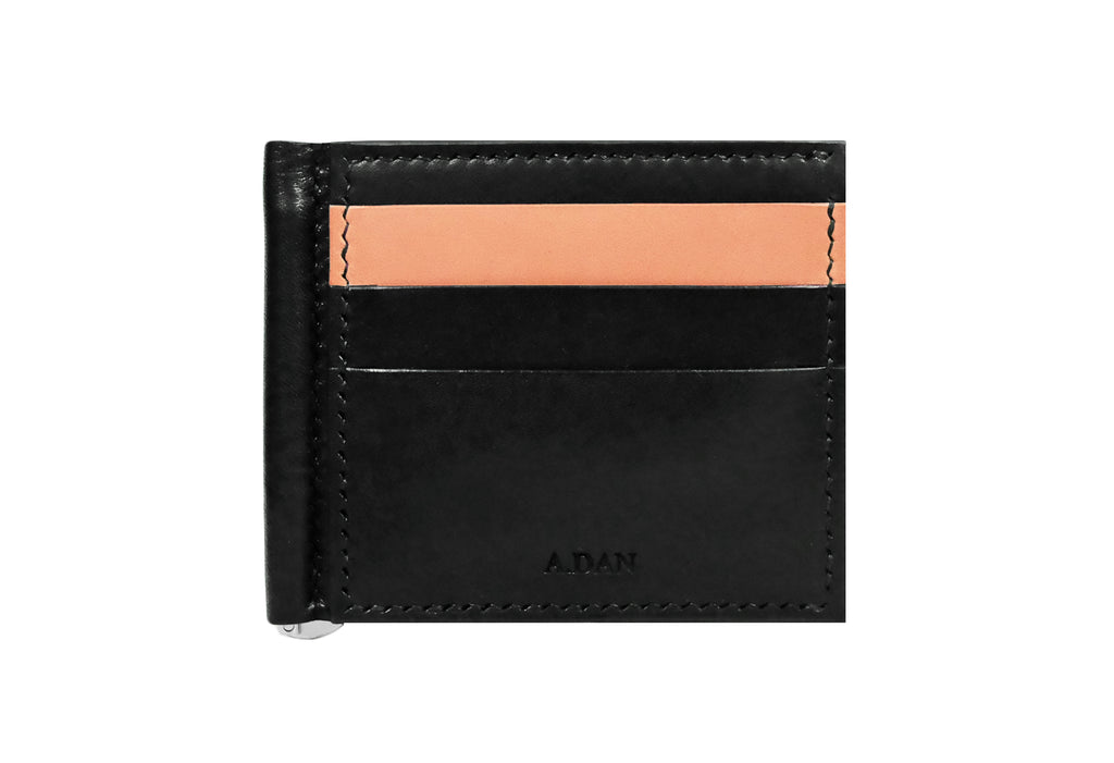 A.DAN Reverse Money Clip Wallet
