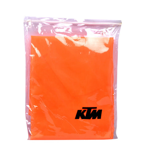 R.J.VON - Premium Quality  Bike Body Cover With Mirror Pockets Yellow - KTM Duke 200