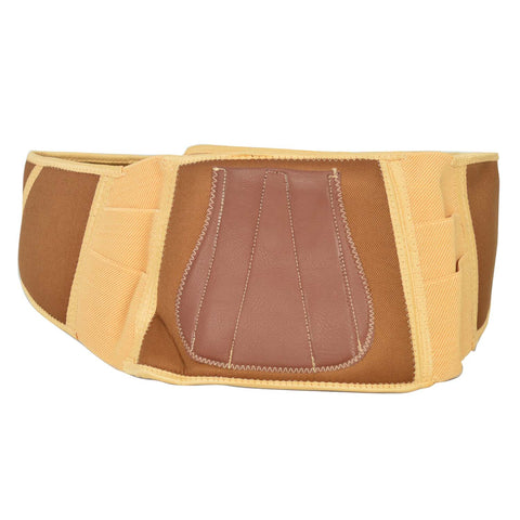R.J.VON - Bike Riding Backrest Belt Double Strep Back Support Size L (36 - 40 inch)