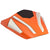 Premium Quality Seat Cowl For KTM RC With Aerodynamic design Orange & White.