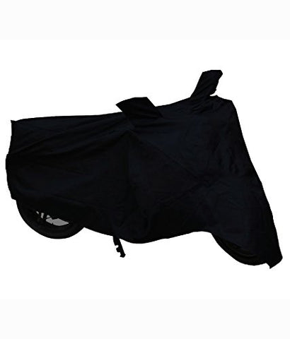 R.J.VON Bike Body Cover Black