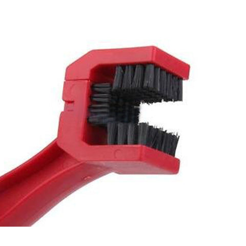 R.J.VON RJEXBTLG16 Bike Chain Cleaning Brush