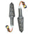 R.J.Von New Indicator Universal Fitting Pack of 2