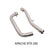 R.J.VON Stainless steel Exhaust bend pipe for Tvs Apache RTR 200