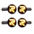 Led Side indicator Pack of 4 Pcs For -Royal Enfield Classic/ Electra/ Standard -350/500 cc