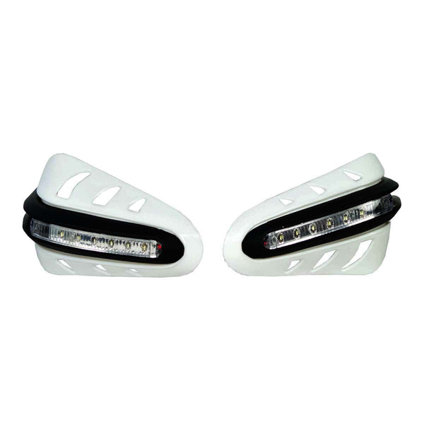 R.J.VON  Led Light Handle Bar With Hand Protector