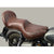 R.J.VON  Premium Royal Maharaja Full Seat(Brown) For Royal Enfield Classic 350,500.Standard | Electra 350/500, Thunderbird 350/500