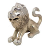 Bike Decorative  Chrome Sitting Lion Mudguard(small)