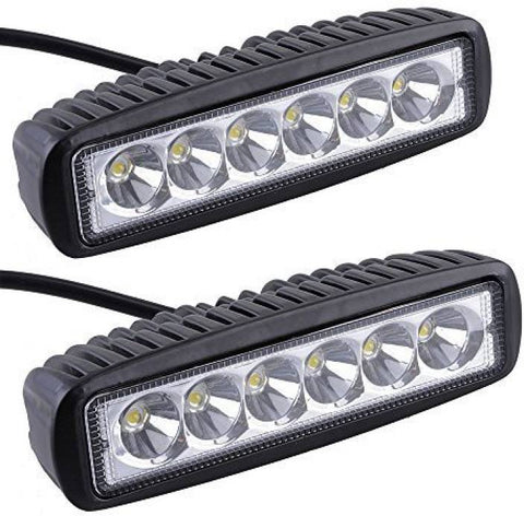 R.J.VON - RJEXPBNFL02 Supper Bright  Led Fog Lamp Light