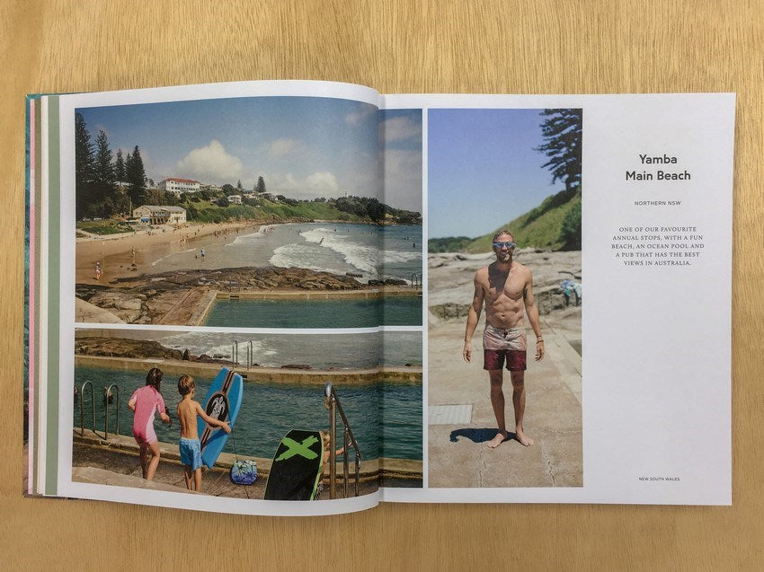Places to Swim Book