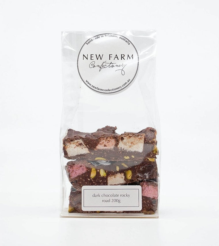 Dark Chocolate Rocky Road 200g