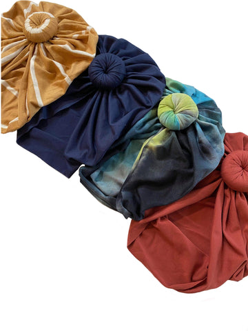 Turbans (4 colors) RTS