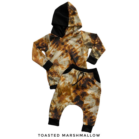 Toasted Marshmallow set